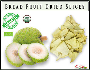 Breadfruit Dried Slices 100% Natural Organic