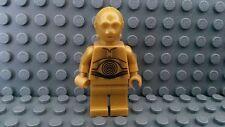 Lego Minifigure Star Wars Gold C 3PO