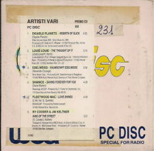 PC DISC WEA - SPECIAL FOR RADIO PROMO CD 1992 Digable Planets Shanice Ry Cooder