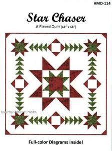 Star Chaser   Pieced Quilt Pattern