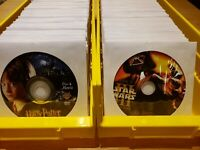 FANTASY & SCI FI DVD LOT $2.99up (DISC ONLY) FREE & FAST SHIPPING not bluray #10