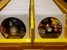 Dvd Lot #10 Fantasy-Sci Fi $3.99 Ea (Disc Only)Combine Ship Discount,not blu ray