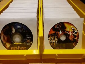 DVD POPULAR HOT LOT!! $3 up (DISC ONLY) FREE AND FAST Combined Shipping