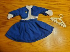 New ListingAmerican Girl Pleasant Company Addy School Outfit Jacket Medal Blouse Skirt Euc