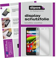 2x Archos 50b Cobalt Lite Screen Protector Protection Crystal Clear dipos