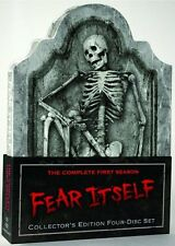 FEAR ITSELF COMPLETE SERIES SEASON 1 New 4 DVD Set