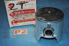 1 piston NU cote +0.25 SUZUKI RM 250 de 1982/1985 réf.12110-14301-025 neuf