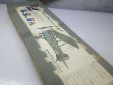 "Vintage Top Flite S.E.5A 2"" to 1"" Scale RC airplane wingspan 53"" Kit # R/C-13"