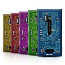 STUFF4 Back Case/Cover/Skin for Nokia Lumia 928/Circuit Board