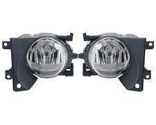 Pair Set Left & Right Genuine Fog Lights Lamp Assies For BMW E39 525i 530i 540i