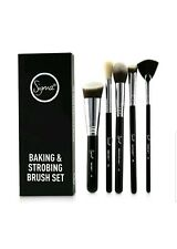 Sigma Baking &  Strobing 5 Piece Make-up Cosmetic Brush Set, Make up box damaged