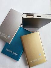 POWER BANK 20000 mAh CARICA BATTERIA ESTERNA PORTATILE UNIVERSALE USB SMARTPHONE