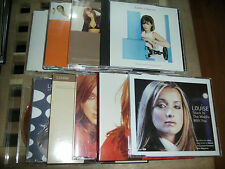 LOUISE CD SINGLE COLLECTION NAKED LOVE UNDIVIDED STUCK KISS FACED FREEPOST