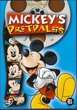 MICKEY'S PRETPALEIS : WALT DISNEY - DVD - NIEUW - NEUF NL/FR