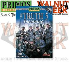 Primos The TRUTH® 5 Incoming™ DVD  #45051
