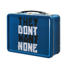 WWE AJ STYLES THEY DON'T WANT NONE LUNCHBOX NEW