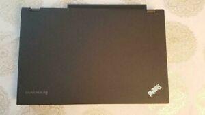"""Lenovo ThinkPad W540 15.6""""  i7-4700MQ CPU @2.40 GHZ,12GB RAM (N) HDD/OS)"""