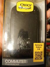 OtterBox Commuter Samsung Galaxy S3 S III Shockproof Snap Case Cover - Black