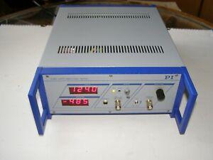 E-862.LR Verstärker Servo Controller  LVPZT-Amplifier / Servo Physik Instrumente
