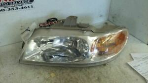 Driver Left Headlight Fits 98-99 NUBIRA 348746