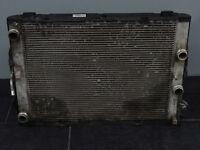 BMW 5er E60 E61 M5 S85 Kühler Wasserkühler 2282732 + Lenkhilfekühler Kondensator