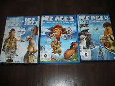 DVD - Ice Age 1-4 (1+2)+3+4 1+2+3+4 Animation