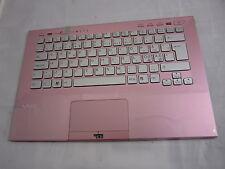 Sony Vaio VPCSA VPCSD Tastatur mit Obergehäuse Touchpad SE P/N: 9Z.N6BBF.11N
