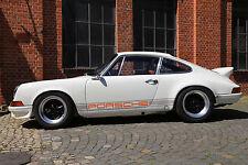 2 Recaro Rally 2 für Porsche 911 F Model Schalensitz Singer Sitze Leder