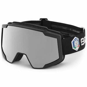 """FW20 BRIKO 2019-2021 Fisi Lava 7.6 Ski Mask Glasses Ski Screen 7,6 """" Extra"""