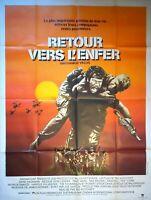 Cartel Cine Regreso INFIERNO Gene Hackman - 120 X 160CM
