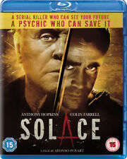 Solace Blu-ray (2016) Anthony Hopkins ***NEW***