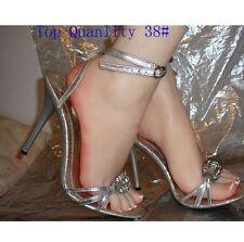 xz27 22cm 38#Silicone Fake Foot,Inner-Bone Inside,Toe Move Freely,Feet