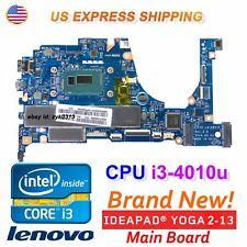 New Lenovo YOGA 2 13 20344 Intel CPU i3-4010U Laptop LA-A921P ZIVY0  Motherboard