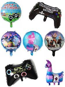 Fortnite Pinata Llama Game Controller Balloon Boy Birthday Party Battle Royale