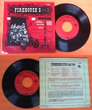 LP 45 7'' FIREHOUSE 5 PLUS 2 Yes sir that's my baby Pagan love no cd mc dvd vhs
