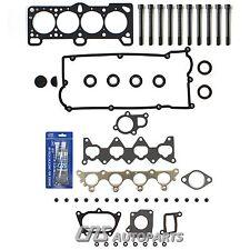 Fits 01-04 Hyundai ACCENT 1.6L DOHC MLS Cylinder Head Gasket Set Bolts Kit G4ED