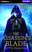 The Assassin's Blade: The Throne of Glass Novellas, Audio Book, Very Good Condit