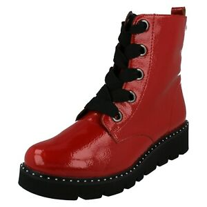 Ladies Remonte Ankle Boots - R8073