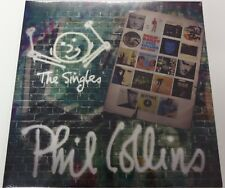 NEW Phil Collins – The Singles LP