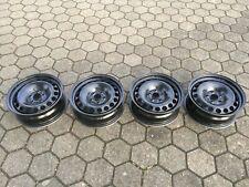4x ORIGINAL Stahlfelgen 6,5Jx 16 Zoll ET 46  AUDI A3, VW Golf VII, Skoda Octavia
