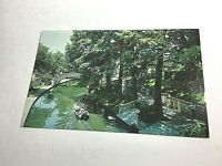 Vintage Postcard San Antonio Texas River  N9
