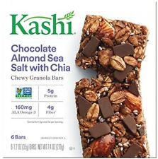 Kashi Chewy Granola Bars, Chocolate Almond And Sea Salt With Chia, 7.4 Oz