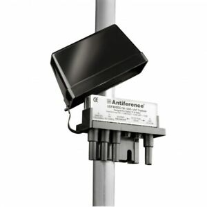 Antiference UDF400DC UHF & FM & DAB Combiner Triplexer External Internal 100234.