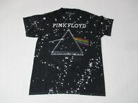 Pink Floyd Concert Shirt Adult Medium Black Gray Dark Side Of The Moon Mens *
