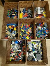 Original Clean 5 lbs Assorted Lego Bricks Legos Lot 1 Box Genuine