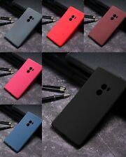 Coque housse silicone gel caoutchouc mate pour Xiaomi Mi Mix