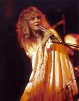 BEAUTIFUL Stevie Nicks of Fleetwood Mac - 8x10 photo! #2