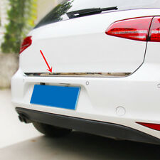 For VW Golf MK7 2013-2018 Stainless Rear Trunk Tail Gate Molding Cover Trim 1pcs