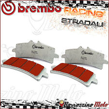 4 FRONT BRAKE PADS BREMBO SC SINTERED ROAD-RACING KTM SUPER DUKE R 1290 2014