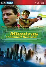 MIENTRAS LA CIUDAD DUERME NEW DVD